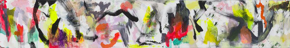 Kalligraphiespuren (2014)