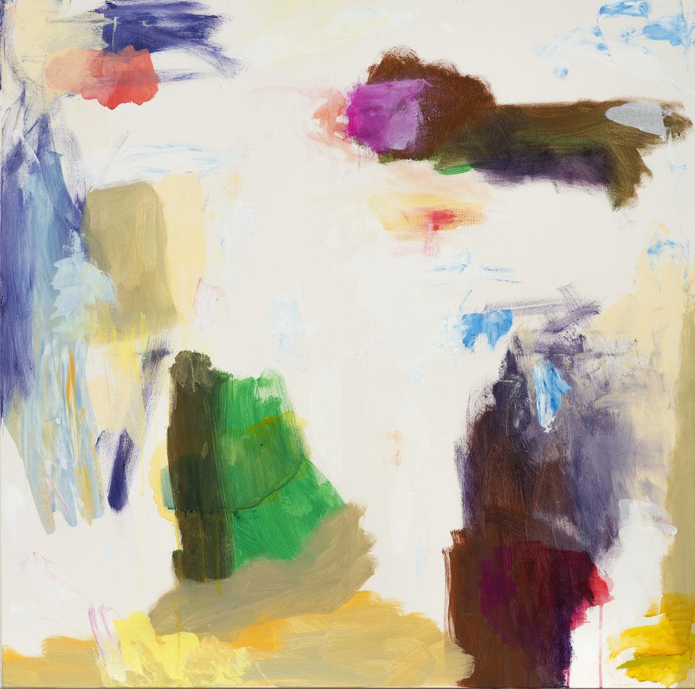 Landschaft in weiß (2013)